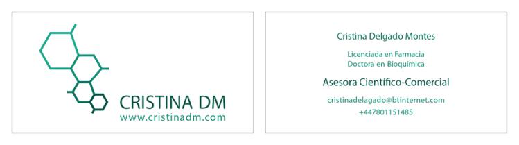cristina dm card