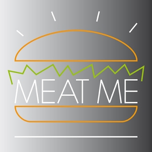 MeatMe neon