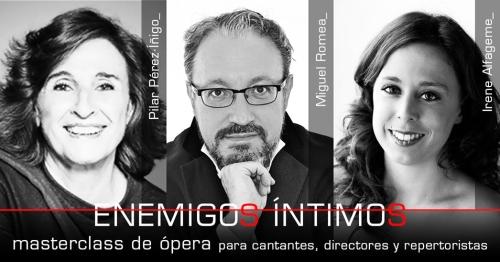 opera masterclass flyer