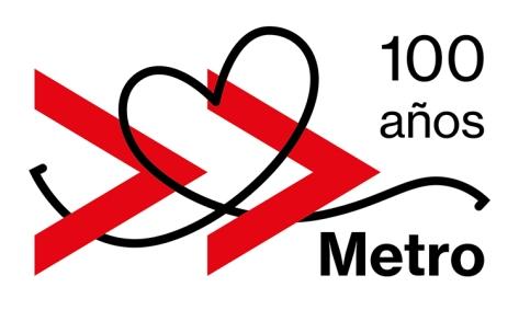 metro centenary logo